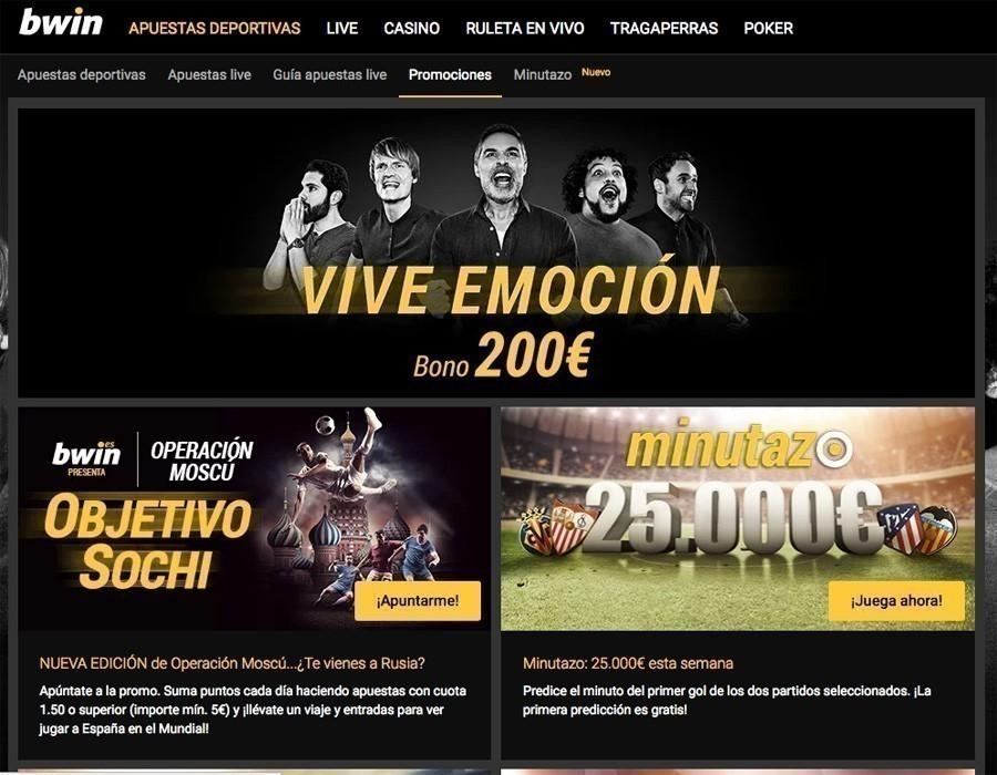 Bwin: 50000€ en juego en el minutazo de la Final de Champions-685