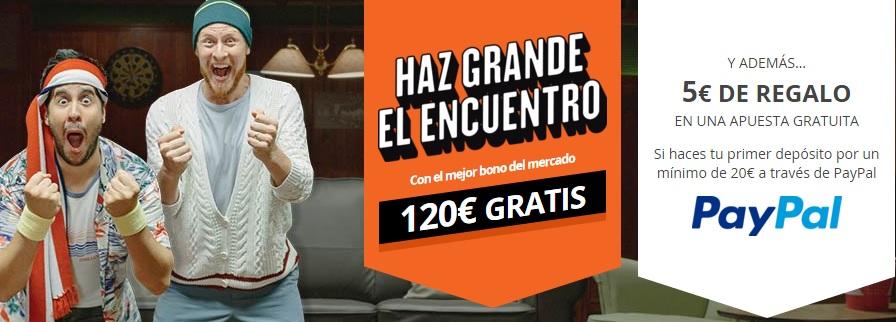 Paf mejora su bono: 20€ apuesta segura y 10€ gratis-654