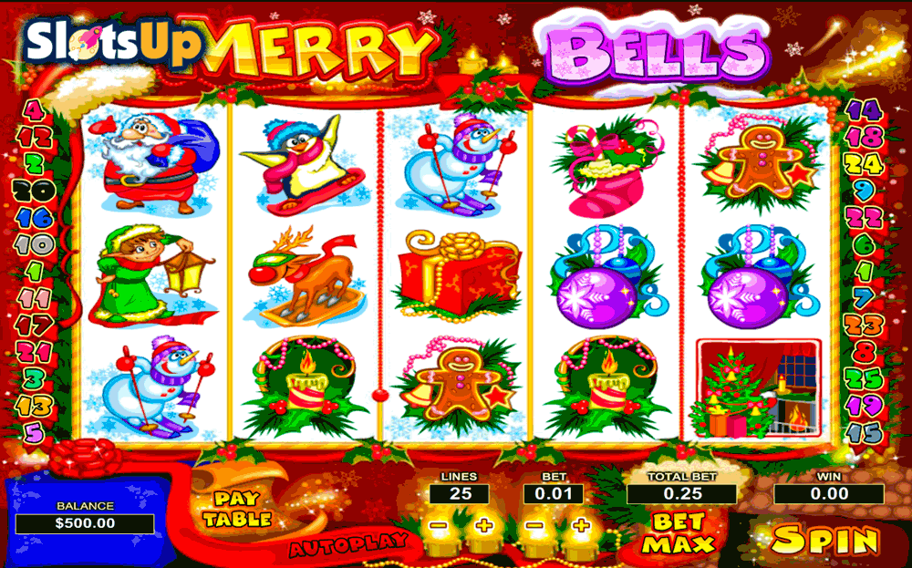 Juega a Merry Bells gratis Bonos de Top Game-89
