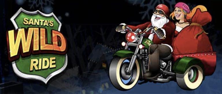 10€ gratis para jugar a Santas Wild Ride en Luckia-302