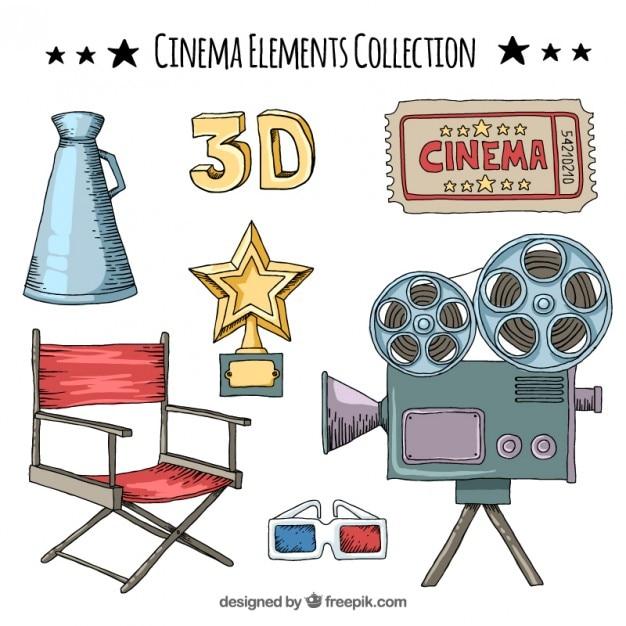 Un slot diseñado con los elementos de la película de Hollywood-302