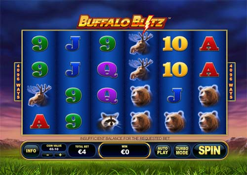 Jugar Gratis Buffalo Blitz Tragamonedas en Linea-9