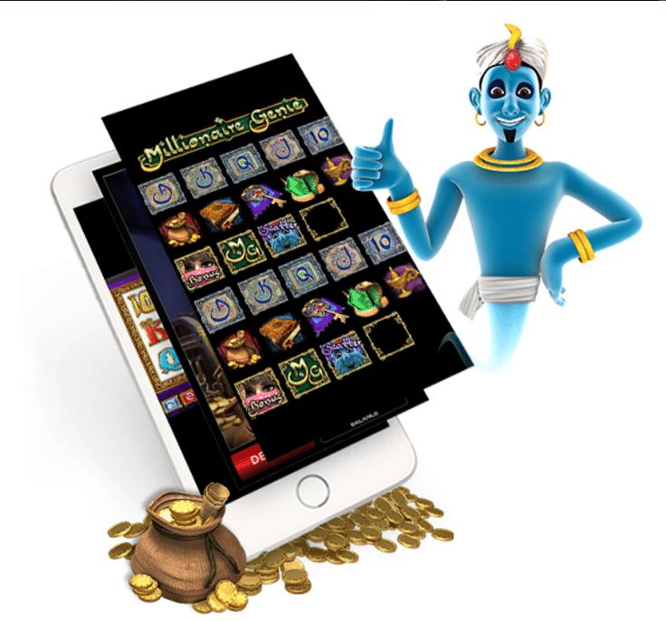 Casinos con tecnología Genii que ofrezcan bonos en España-218