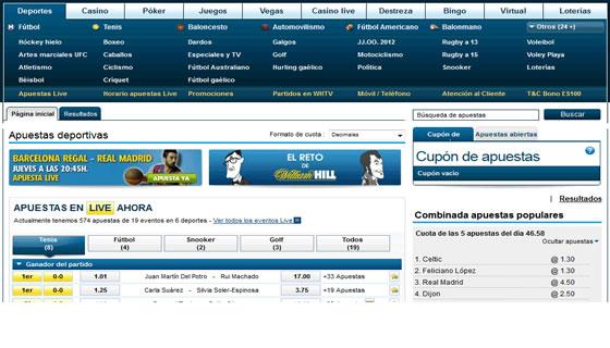 Casino Interapuestas Bono del 50% hasta 200 euros-251