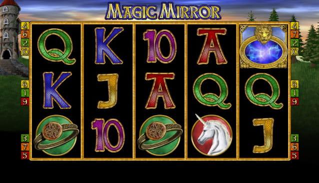 Jugar Gratis Magic Mirror Deluxe 2 Tragamonedas en Linea-367