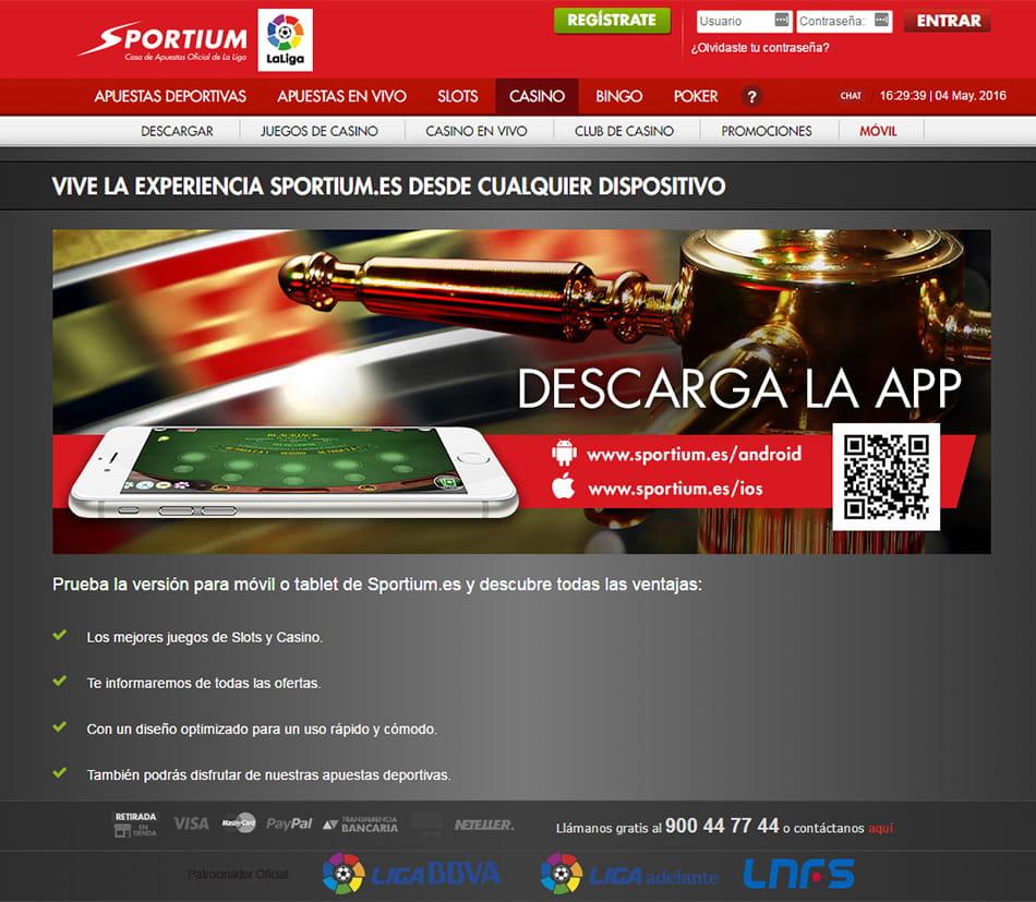 Conoce la versión móvil y la app del casino Sportium-289
