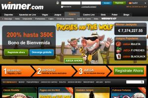 Juega y gana en el casino online Winner-919