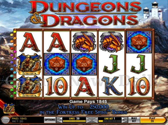 Jugar Gratis Dungeons and Dragons Crystal Caverns Tragamonedas en Linea-57