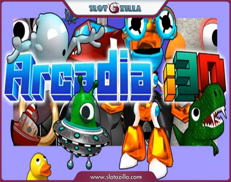 Jugar Gratis Arcadia i3D Tragamonedas en Linea-891