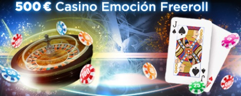 Más torneos Freeroll de Poker en Iberobet-814