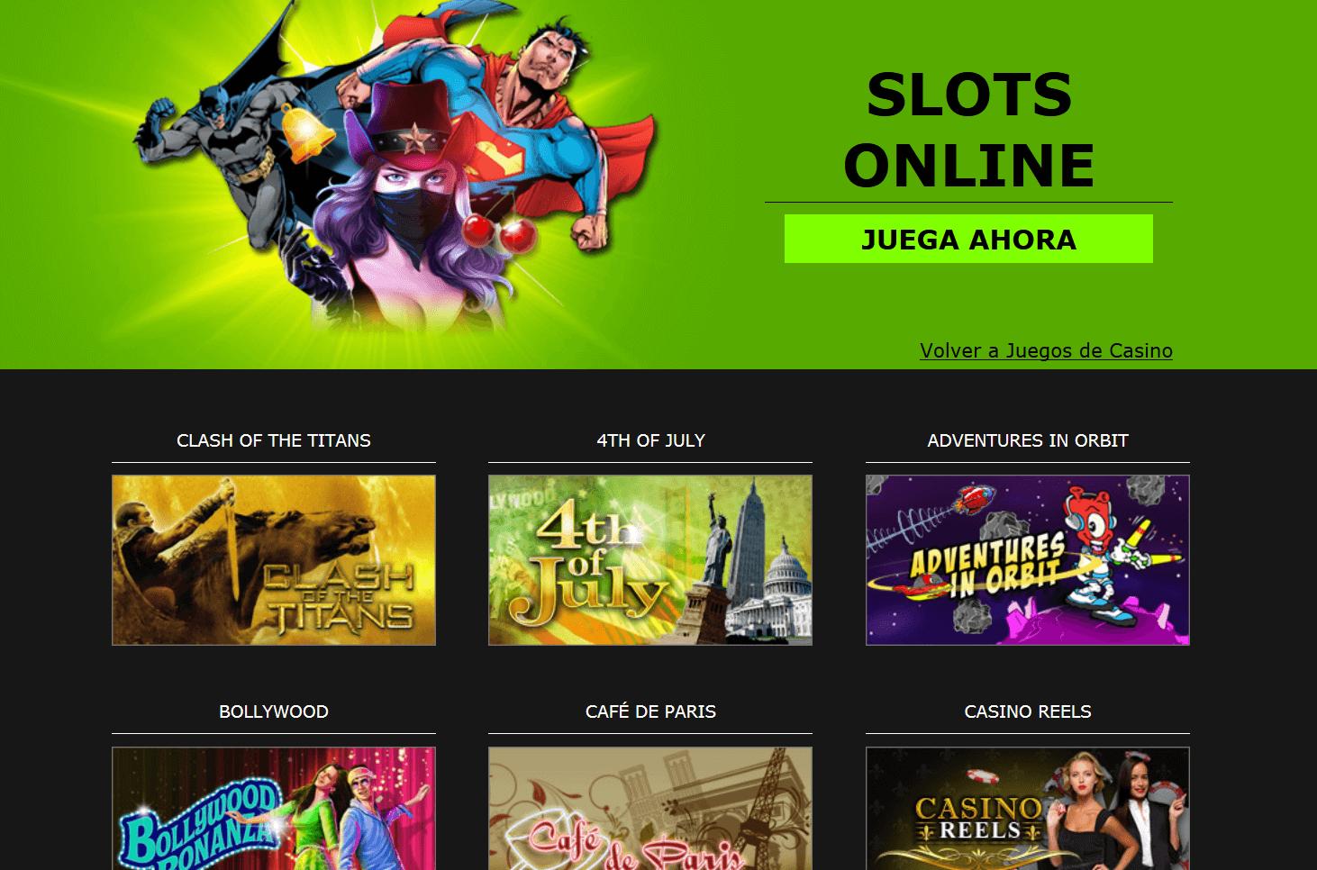 El mejor bono para slots casinos online Brasil-563