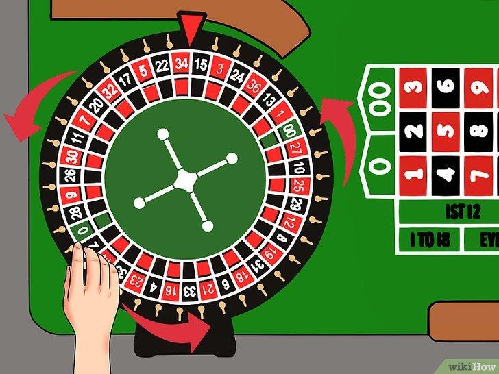 Sistema de los cinco números para incrementar las chances de ganar en ruleta-500