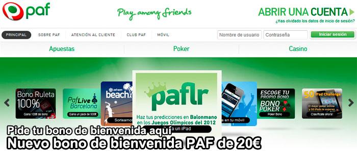 Casinos online en las Islas Åland Descubre los orígenes de Paf-903