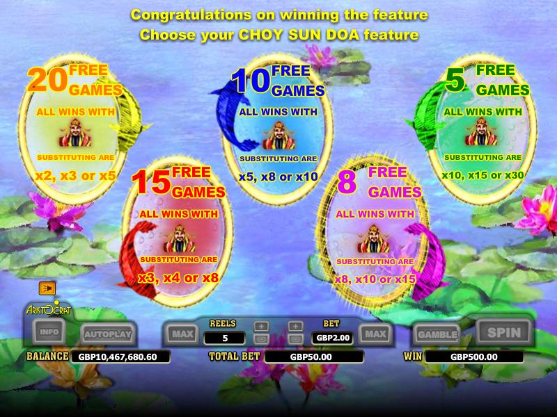 20 rondas de Casino gratis en Betclic-584