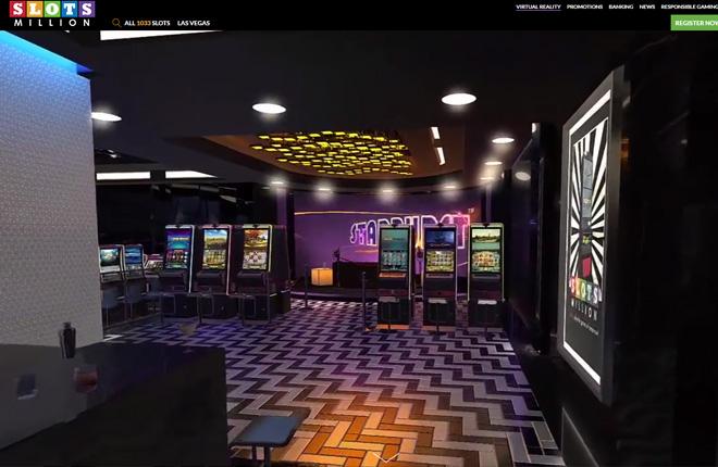 Juega en el casino online SlotsMillion-782