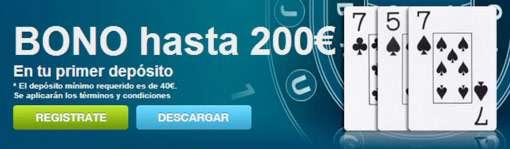 Casino Interapuestas Bono del 50% hasta 200 euros-227