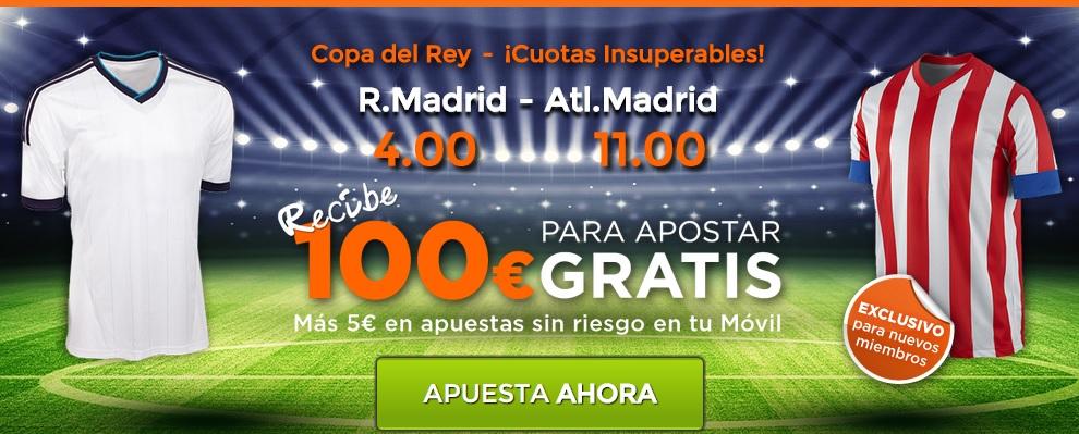 Real Madrid gana 100€ bono y 25€ cashback-77
