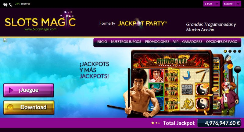 Juega en el casino online SlotsMillion-774