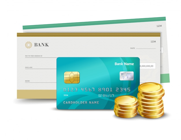 Bitcoins Cheques Tarjetas de crédito-274