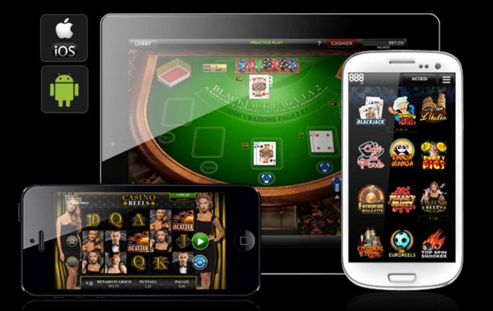 Conoce la versión móvil y la app del Casino Bwin es-419