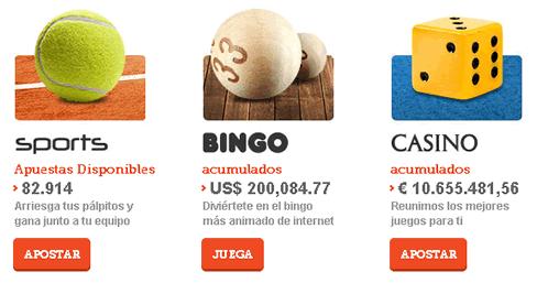 Casinos online que aceptan VISA en Brasil-602