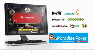 Miapuesta paradise casino APUESTA 10€ O MÁS DEVOLVEREMOS 10€-16