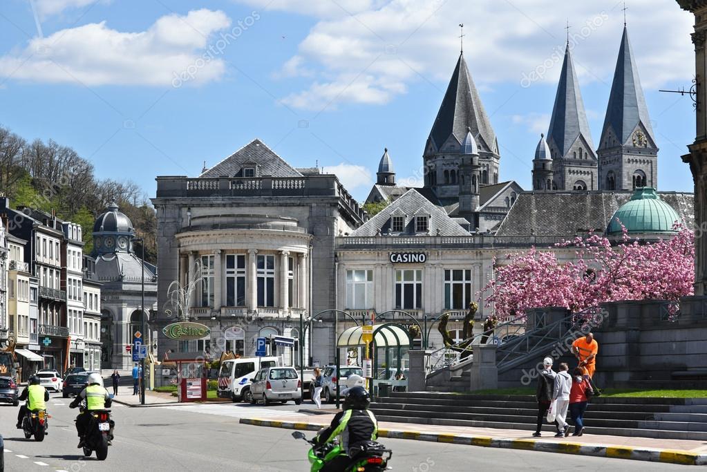 Los casinos destacados en Bélgica-558