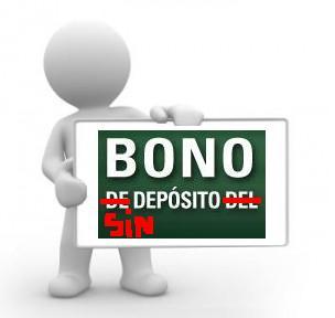 Ningún depósito requiere bonos en España-154