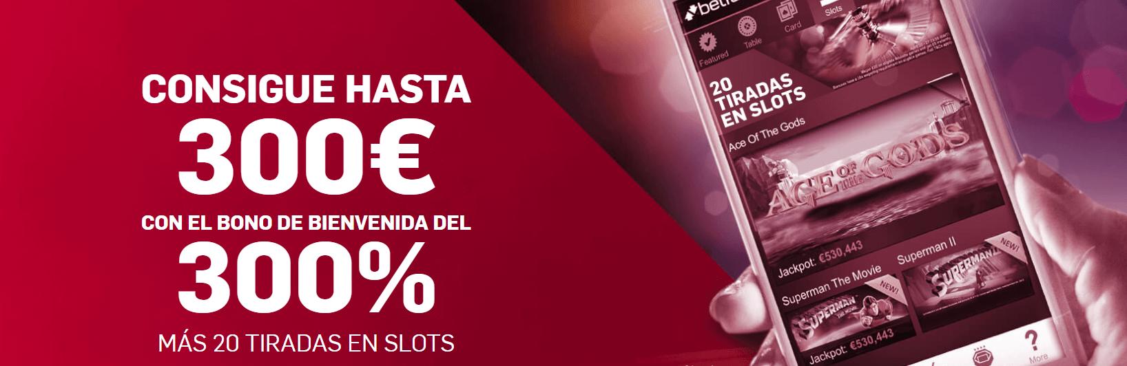 Gana gratis bonos de 10€ para el casino de Betfair-958
