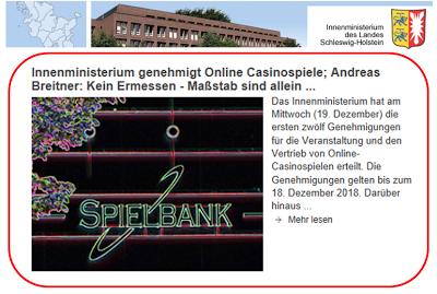 Mejores casinos online con licencia de Schleswig Holstein-99