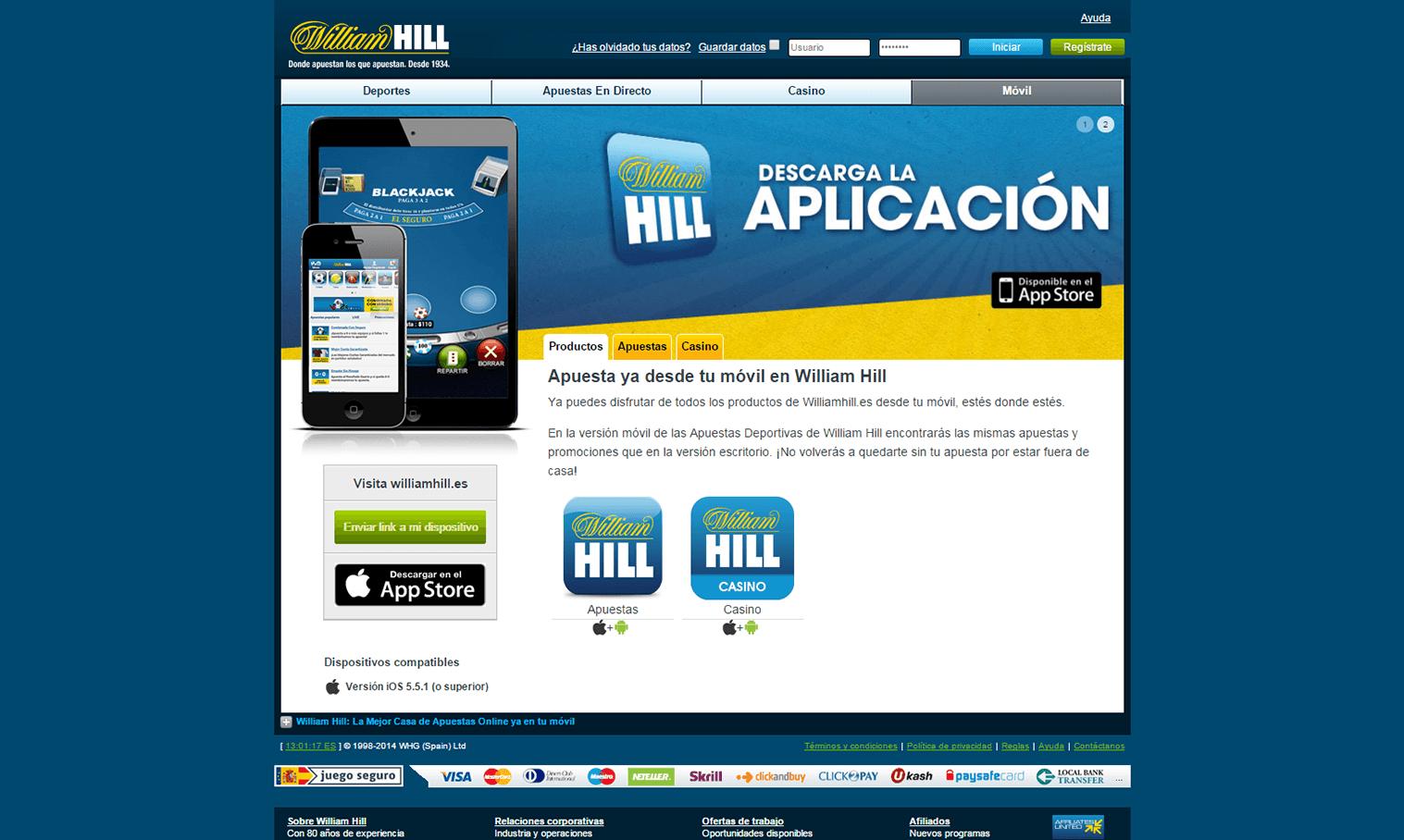 Bonos para móviles casinos online en España-514