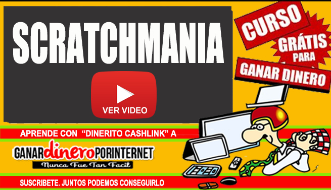 ScratchMania: 7€ gratis y un 100% de bonificación 200€ en su primer depósito-908