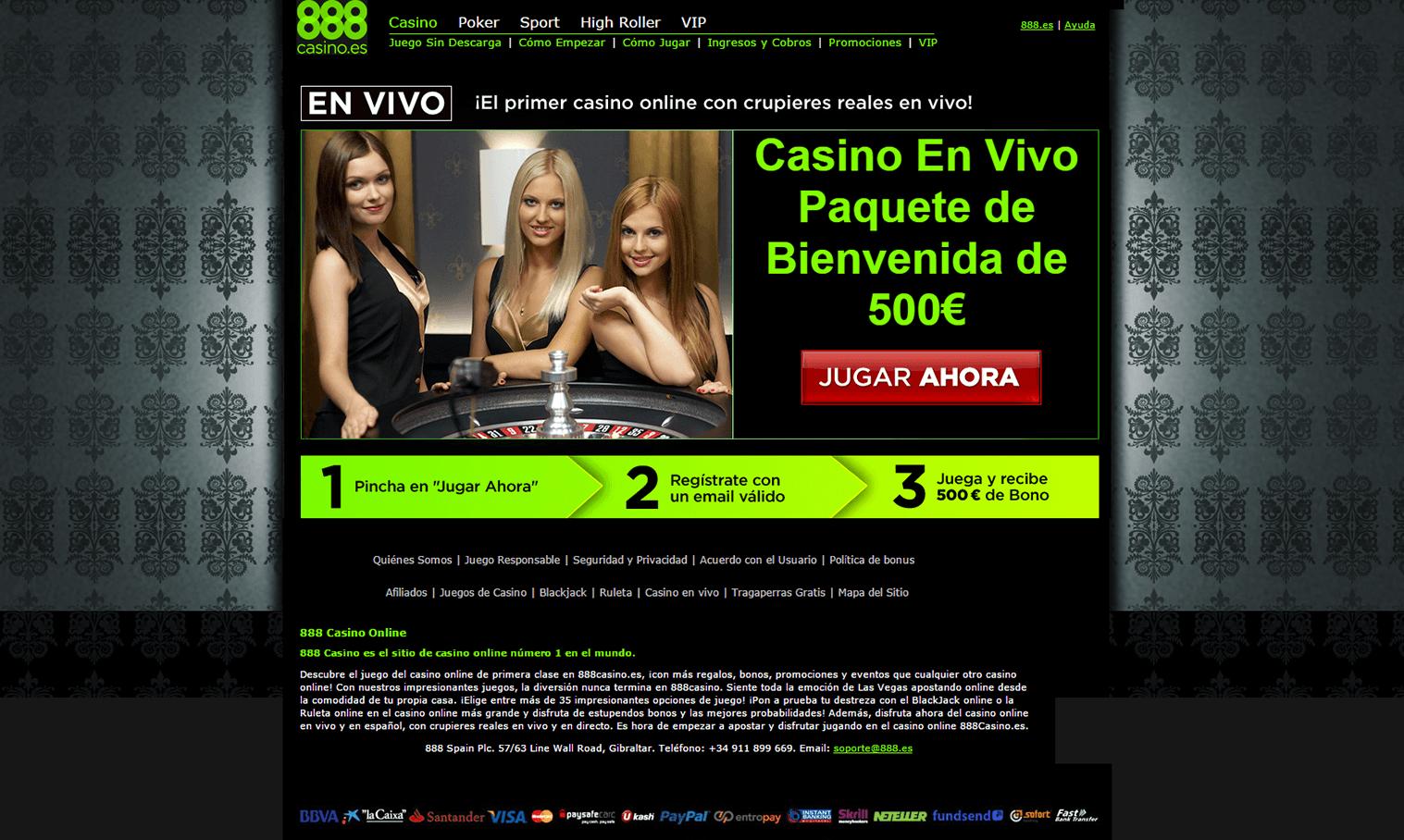 Dinero de casino gratis y bonificasiones para los jugadores en España-362