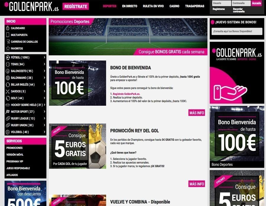 GoldenPark patrocina al Leganés y ofrecerá promociones-363