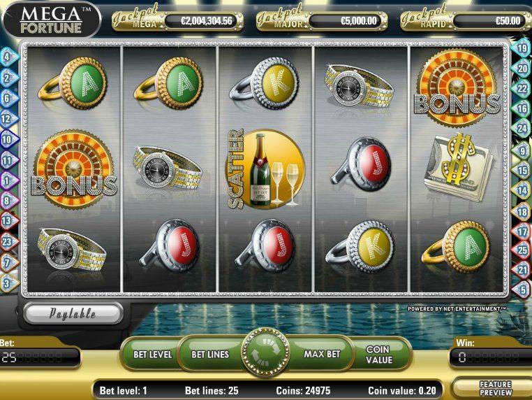 Tiradas Gratis para los juegos de Merkur Gaming-132
