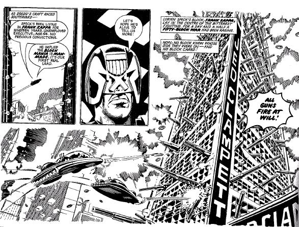 La tragaperras del juez Dredd con toda la acción de la película-731