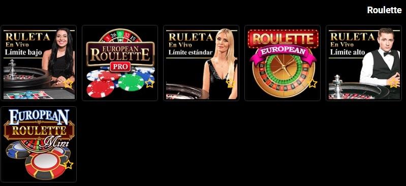 Todos los bonos de recarga disponibles en los casinos online-568