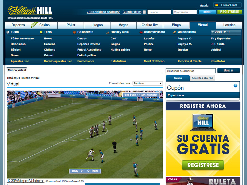 Casino William Hill en Colombia sobre la licencia de William Hill-182