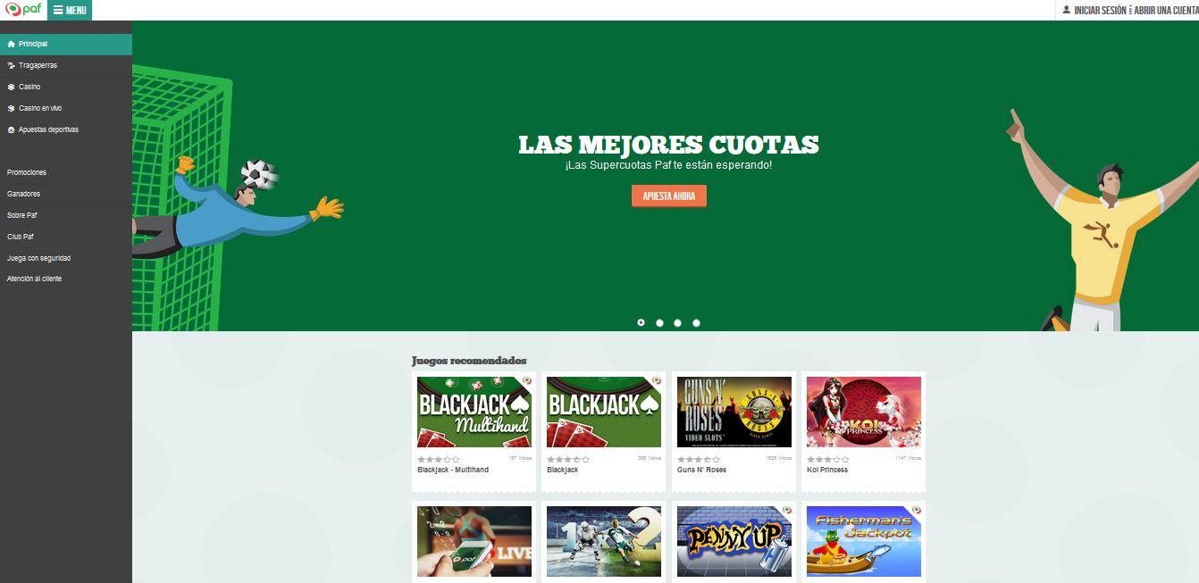 Campeonato Apuestas PAF online con premios entre 20€ y un viaje a Las Vegas-513