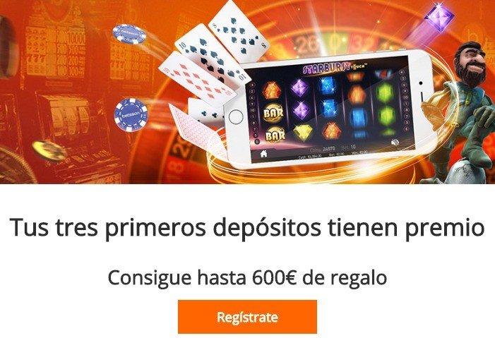 Betsson BONIFICACIÓN EN EL CASINO 30% hasta 100 euros-223