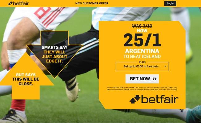 10 € gratis Betfair slots casino en Argentina-824
