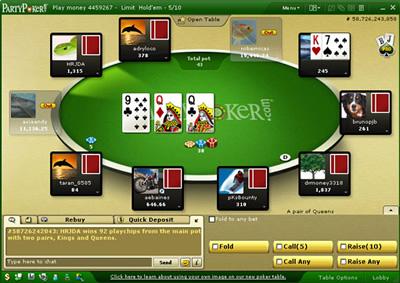 Descripción del poker en línea legal en españa poker casino gran madrid-101