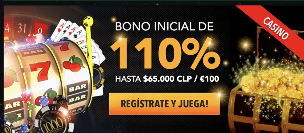 Bonos de 10 y juegue con $ 110 gratis casino en Argentina-205