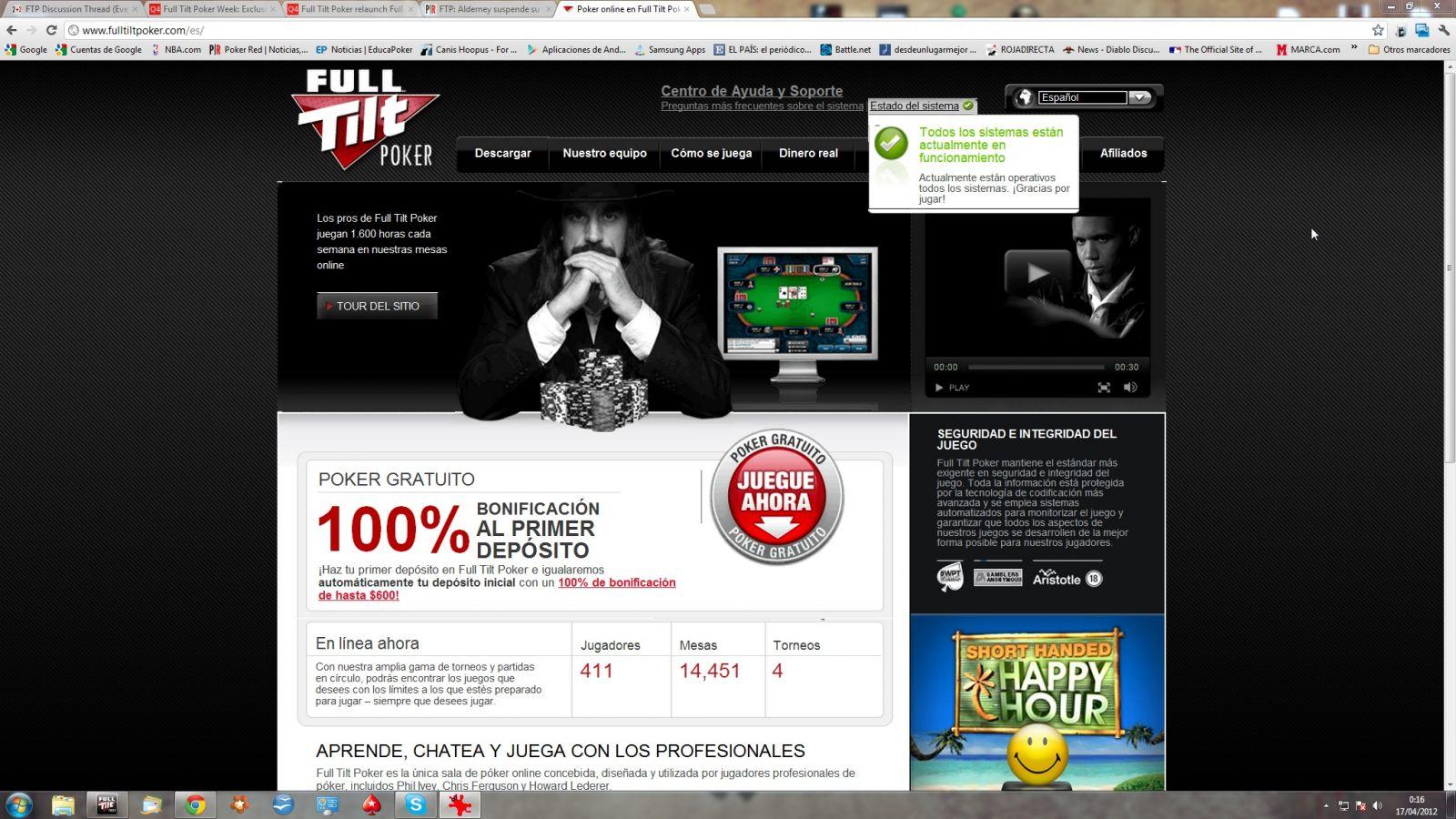 Todos los torneos de la sala de poker en línea titanbet poker-191