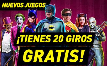 InterCasino: giros gratis de 10 y bono de 100% 300€-629