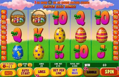 Juega a Easter Surprise gratis Bonos de Playtech-838