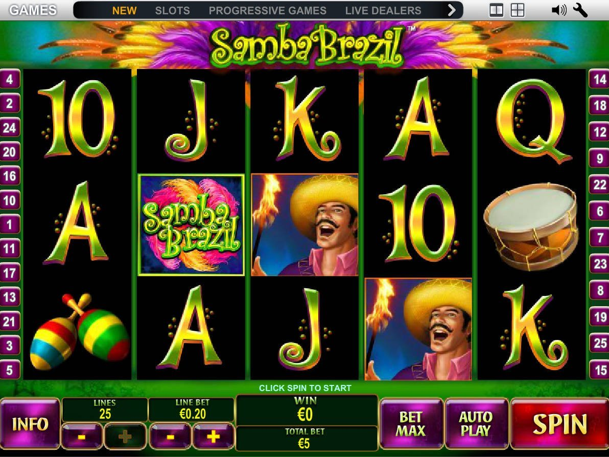Aquí está Blueprint Gaming casino en Brasil-611