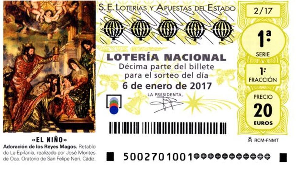 La Lotería de El Niño-64