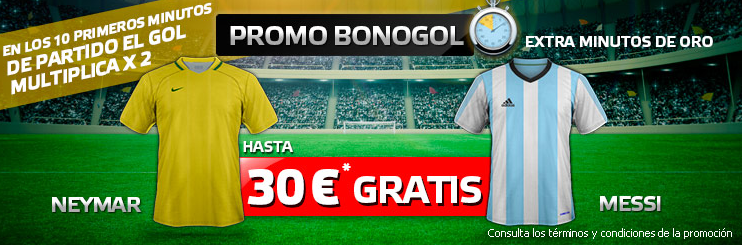 5€ gratis por cada gol de Messi y Negredo si apuestas en Suertia-256