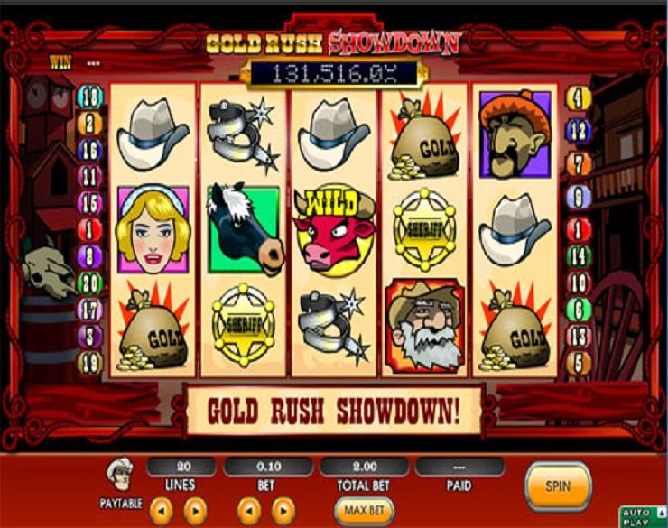 Jugar Gratis Gold Rush Tragamonedas en Linea-759